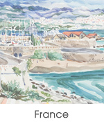 France Paintings