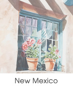 New Mexico Paintings