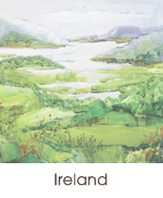 Ireland Paintings