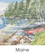Maine Paintings